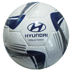 Custom made voetbal Hyundai